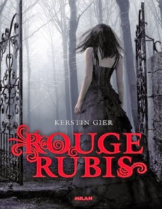 Rouge rubis - Kerstin Gier - Tome 1